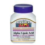 21st Century, Alpha Lipoic Acid 50 мг, 90 таб.