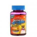 21st Century, Zoo Friends+Extra C (Мультивитамины для детей), 60 жевательных мишек
