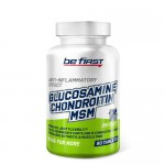 Be First, Glucosamine Chondoroitin MSM 90 таб.
