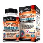 BioSchwartz, Glucosamine-MSM + Chondroitin + FruiteX-B® 90 вегет-капс.