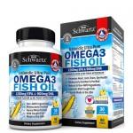 BioSchwartz, Omega-3 1200 EPA/900 DHA 90 гель-капс.
