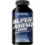 Dymatize Nutrition Super Amino 6000, 345 каплет
