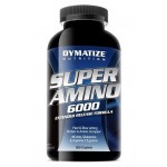 Dymatize Nutrition Super Amino 6000, 500 каплет