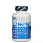 EVLution Nutrition, Caffeine 200 мг, 100 таб