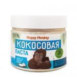 Happy Monkey Паста кокосовая 330 гр.