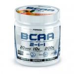 KingProtein BCAA 2-1-1,  200 гр.