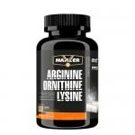 Maxler Arginine Ornithine Lysine 100 капс.