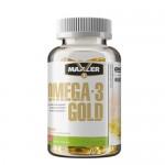 Maxler Omega 3 Gold  120 гель-капс.