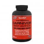 MuscleMeds Carnivor Beef Aminos 300 таб.