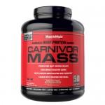 MuscleMeds Carnivor Mass 2716 гр.