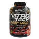 Muscletech Nitro-Tech Whey Gold 2510 гр.