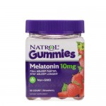 Natrol Melatonine Gummies 10 мг, 90 мармеладок