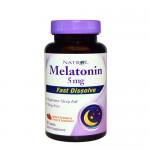 Natrol Melatonine 5 мг, 90 таб.