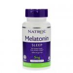 Natrol Melatonine TR (медленное высвобождение) 5 мг, 100 таб.