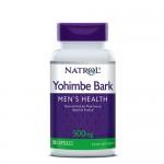 Natrol Yohimbe Bark 500 мг 90 капс.
