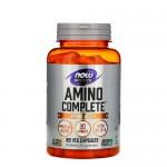 NOW Amino Complete 120 вег-капс.