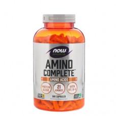 NOW Amino Complete 360 капс.