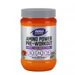 NOW Amino Power Pre-Workout 600 гр.