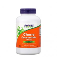 NOW Cherry Concentrate 750 мг 180 веган-капс.