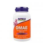 NOW DMAE (диметиламиноэтанол) 250 мг 100 веган-капс.