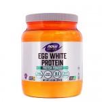 NOW EGG White Protein (яичный белок) 544 гр.
