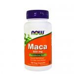 NOW Maca (Мака перуанская) 500 мг, 100 вег-капс.
