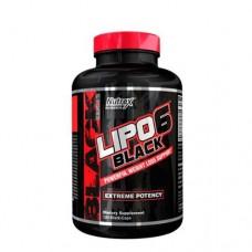 Nutrex Lipo-6 Black Extreme Potency 120 капс.