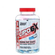 Nutrex Lipo-6X 120 капс.