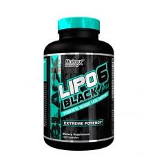 Nutrex Lipo-6 Black Hers Extreme Potency 120 капс.