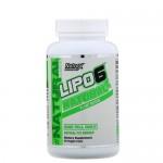 Nutrex Lipo-6 Natural (растительные ингредиенты) 60 вег-капс.