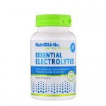 NutriBiotic Essential Electrolytes 100 веган-капс.
