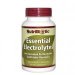 NutriBiotic Essential Electrolytes 100 вегет-капс.