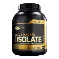 Optimum Nutrition 100% Gold Standard ISOLATE 1320-1360 гр.