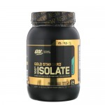Optimum Nutrition 100% Gold Standard ISOLATE 720-744 гр.