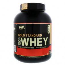 Optimum Nutrition 100% Gold Standard Whey 2270 гр.