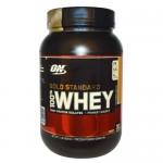 Optimum Nutrition 100% Gold Standard Whey 909 гр.