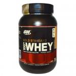 Optimum Nutrition 100% Gold Standard Whey 909 гр.