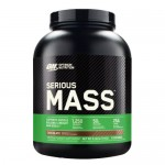 Optimum Nutrition Serious Mass (new) 2720 гр.