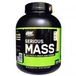 Optimum Nutrition Serious Mass 2720 гр.