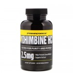 PrimaForce, Yohimbine HCl 2,5 мг 90 вегет-капс.