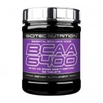 Scitec Nutrition BCAA 6400, 125 таб.
