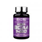 Scitec Nutrition Mega BCAA 1400, 90 капс.