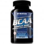 Dymatize Nutrition BCAA 2200 200 каплет.