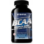 Dymatize Nutrition BCAA 2200 400 каплет.