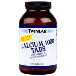 Twinlab Calcium 1000 + Vitamin D 120 табл.