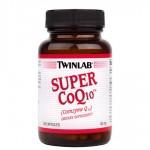 Twinlab Super Coenzyme Q10 50 mg 60 капс.