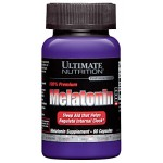 Ultimate Nutrition Melatonin 60 капс.