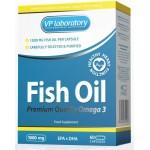 VP Laboratory Fish Oil 1000 mg  60 капс.