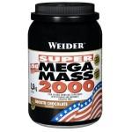 Weider Mega Mass 2000, 1500 гр.